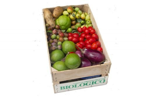 Cassetta Paniere della Nonna Azienda Agricola Biologica Jalari
