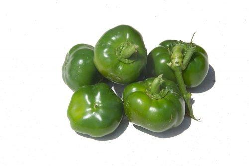 Peperoni tondi 500 Gr. Azienda Agricola Biologica Jalari